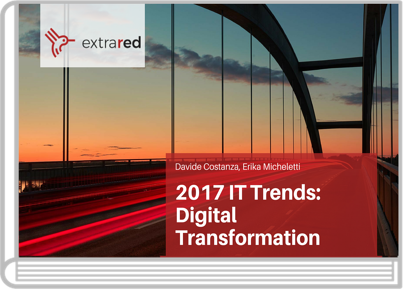 2017 IT Trends: Digital Transformation