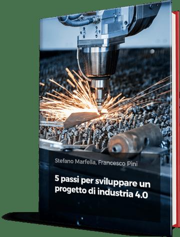 5 passi per sviluppare un progetto di Industria 4.0