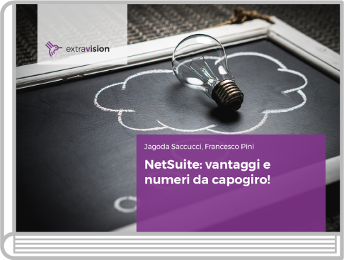 NetSuite: vantaggi e numeri da capogiro!
