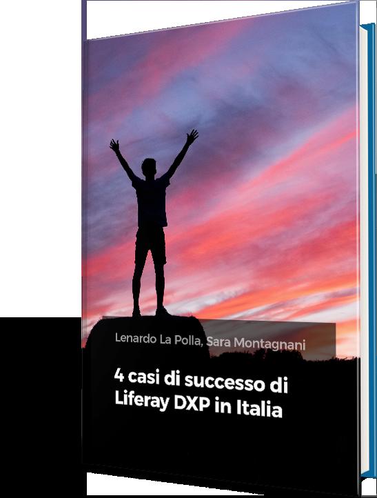 Cube eBook Liferay DXP in Italia
