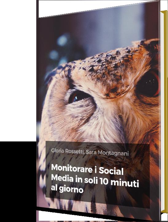 eBook gratuito - 10 minuti al giorno per una gestione ottimale dei tuoi Social Media