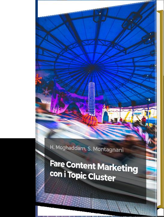 eBook gratuito - Migliora i tuoi risultati di ricerca con i Topic Cluster